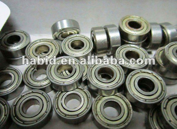 China high precision cheap bearing 696 for skateboard