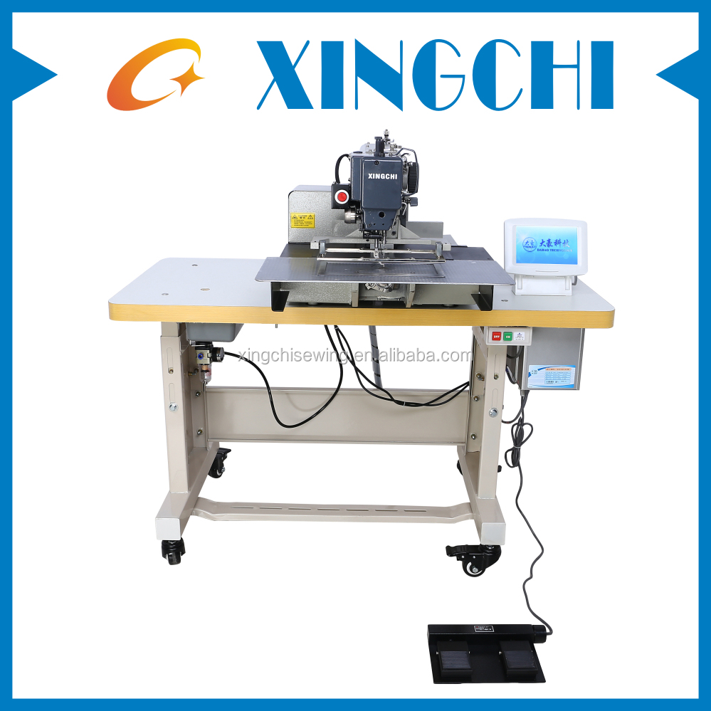 Industrial computer pattern sewing machine machine type XC-2010R Direct-drive servo motors