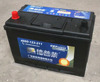 Reliable Quality Official Distributor Depulai 12V 80Ah 622CCA MF Sealed Lead-Acid Auto Car Start Battery