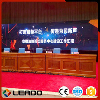 Practical excellent quality indoor full color led screen display