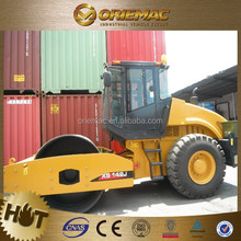 High Quality XS142J Single Drum Road Roller 14 Ton compactor vibrator