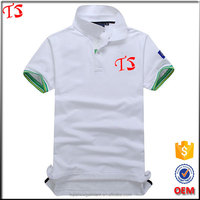 China clothing manufacturer design Air force one custom bulk polo shirts for men