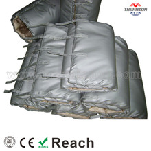 high quality & best price insulation jacket pipe bend