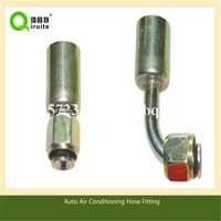 Aluminium auto ac joint/auto ac parts/Aluminum auto air conditioning hose fittings