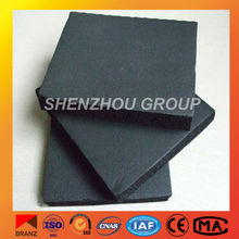 aircondition cheap price black building material rubber foam insulation sheet