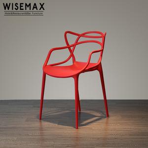 Factory best price Plastic Cane Vine Shape wedding Chair for garden chair