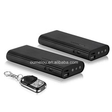 Factory Supply 720P HD Motion Detection Power Bank Hidden Camera
