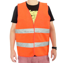 2017 Customized Reflective Vest Safety Vest Work Vest