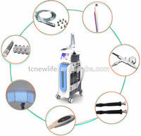 NL-SPA600 Skin care products distributor acne treatment pdt led light therapy microdermabrasion machine