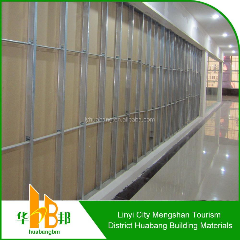 Gypsum Building Material : Building material drywall gypsum board plasterboard making