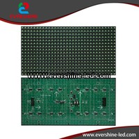 Ahmedabad LED Display xxx Sex Video Made in China P10 LED Display Scren Green Color for Used LED Signs Semi-Outdoor