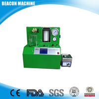 PQ1000 diesel fuel common rail injector test machine with piezo and cleaning function