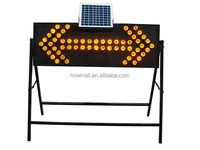 Hot sale Solar Traffic Arrow Light