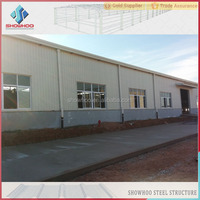pre fabricated sheds structural steel fabrication warehouse for sale
