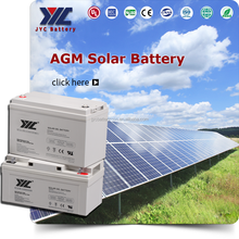 12V 100AH Solar GEL Battery / Deep Cycle Battery / AGM Storage Battery Available