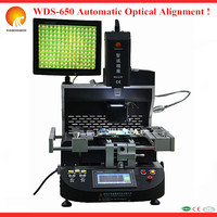 Automatic BGA Rework Station WDS-650,Updated From WDS-4860 Manual Bga Machine,Laptop Infrared Workstation