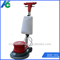 154rpm weighted floor cleaning machine