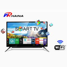 "32"" Hotel 1080P HD Ultra Wide Screen Smart 4K LCD LED TV From China"