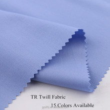 wholesale factory woven rayon polyester shirt & uniform fabric