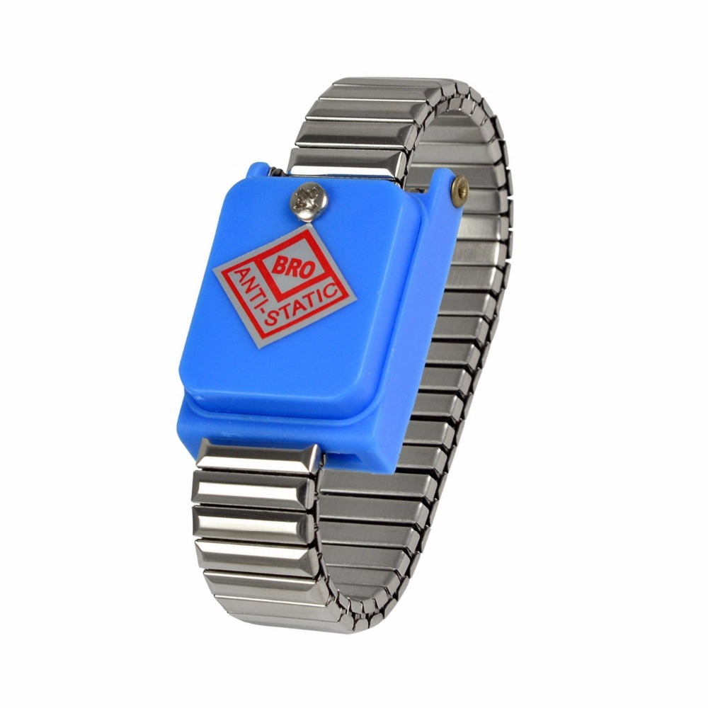 High Quality Metal Wireless ESD Wrist