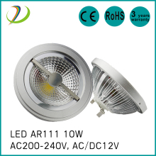 GU10 G53 led ar111 led high lumen dimmable sylvania led ar111 high power ar111 qr111 difference