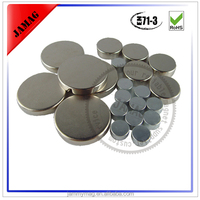 High quality mmm100mmm ndfeb n45 strong magnet for factory supply