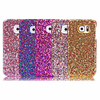 For Samsung Galaxy S6 Shining Case,Glitter Leather Sticker Phone Case Cover