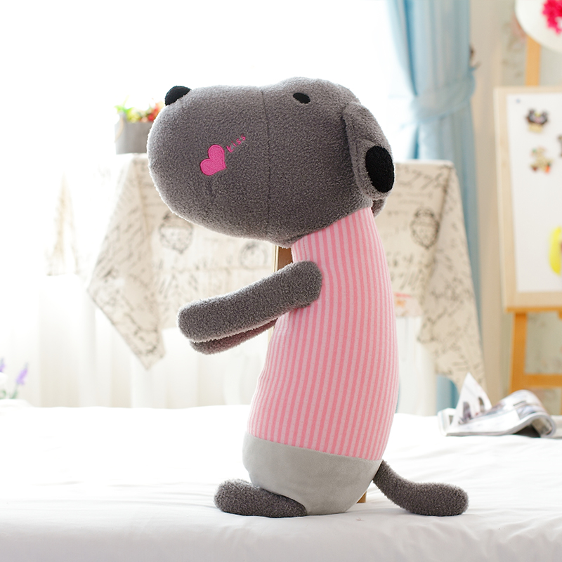 Best made cute soft animal toy plush dog stuffed toy