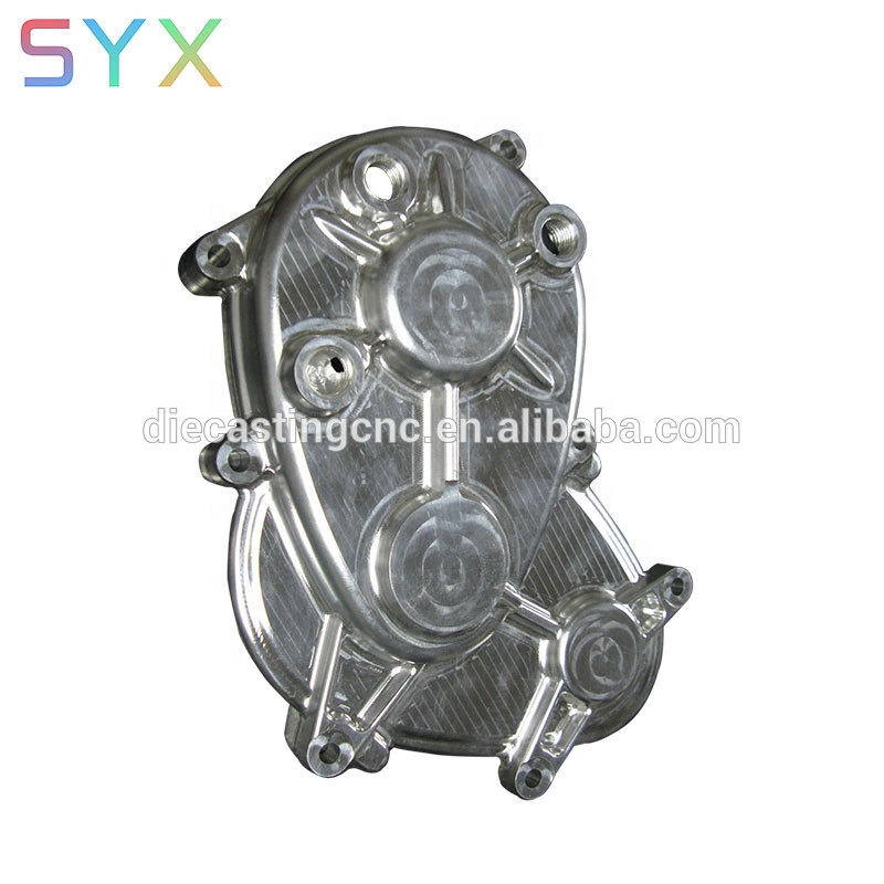 Customized    aluminium Die Casting  heatsink  for telecom