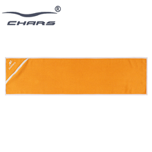 high quality wholesale disposable athletic embroidery waffle microfiber custom logo sport gym towel with zipper pocket