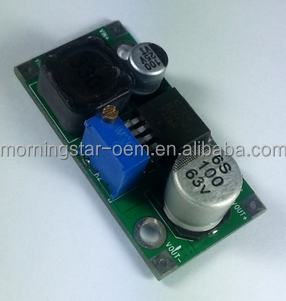 XL6009 DC - DC booster module power supply module output adjustable LM2577 maximum 4 a current