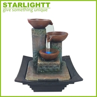 New Product Garden Decoration Resin Fountain