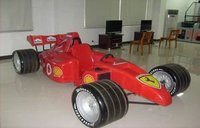 Factory supply new F1 racing simulator with 1:1 model