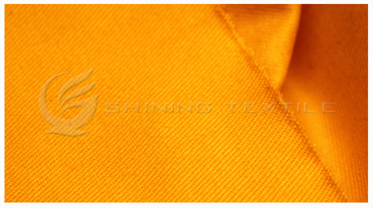 2015 cotton single yarn drill fabric coated for pants