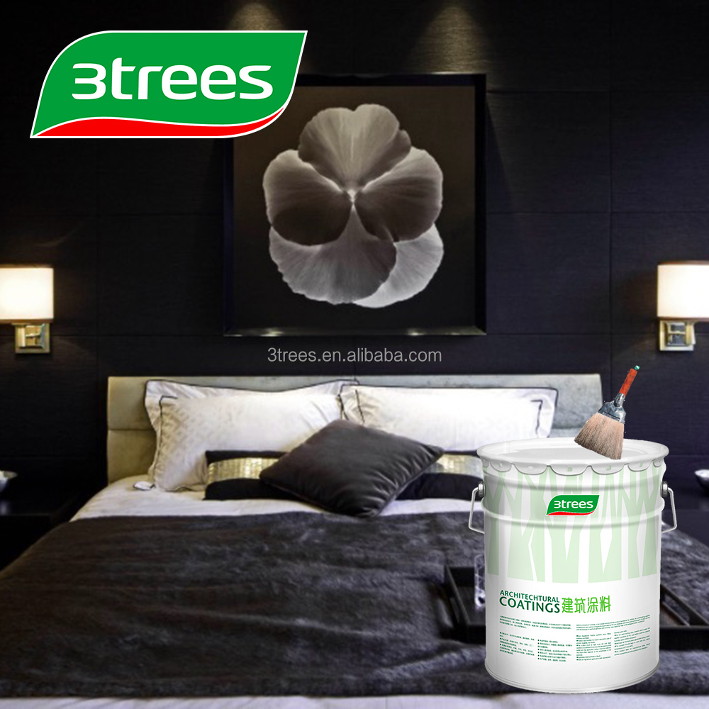 3TREES Good Quality High End Furniture PU Black Lacquer(SEALER)