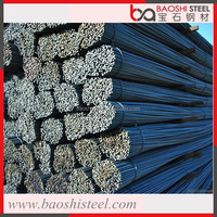 Baoshi steel tmt stainless concrete reinforced 8mm steel bar made in china