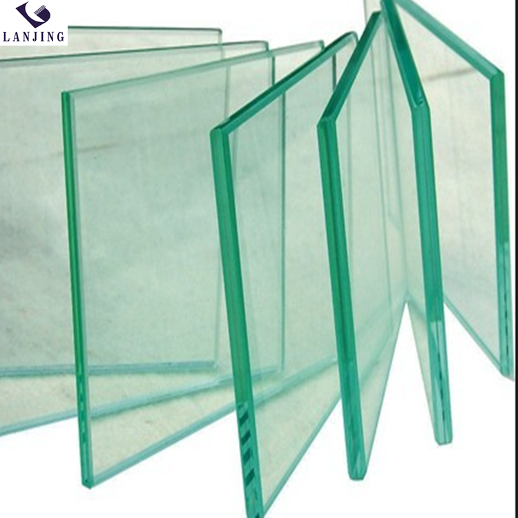 Cheap Price Clear Toughened Laminated Glass for Building