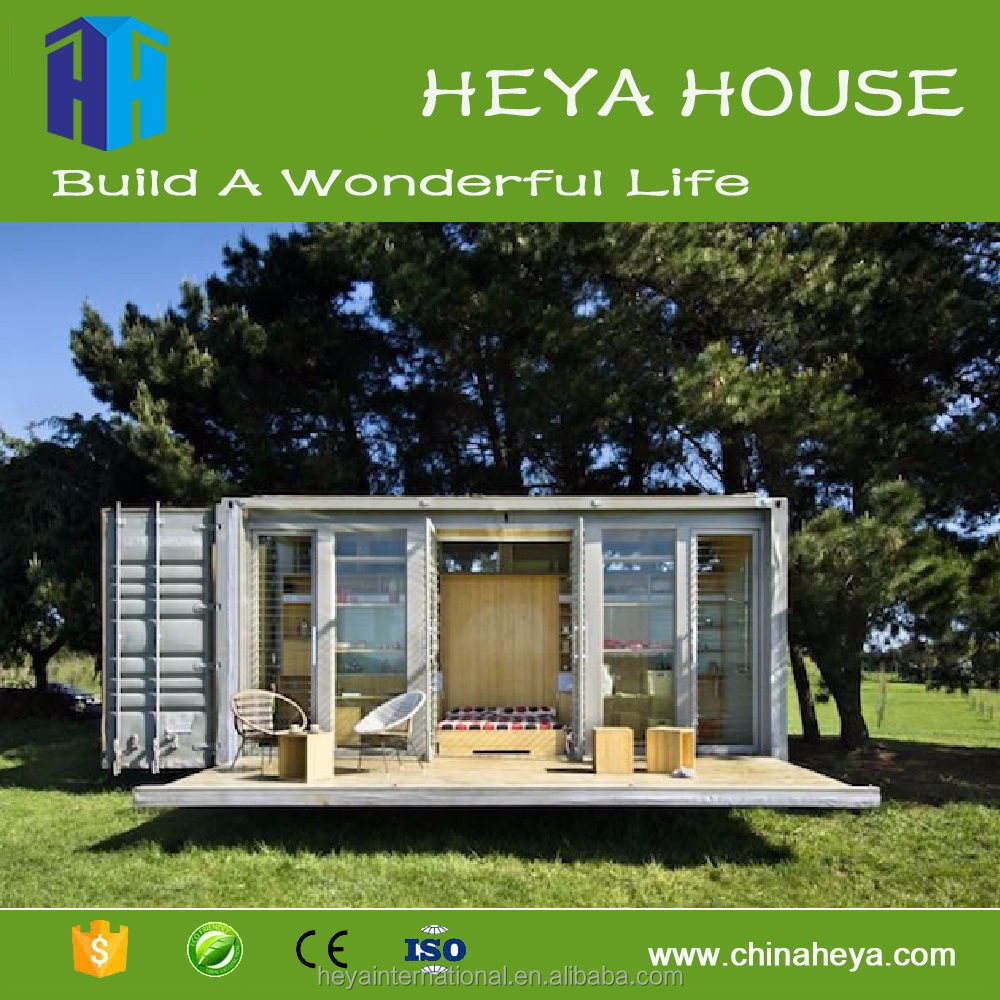 40ft flat pack container house interior design