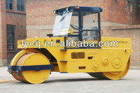 Hot sale YTO 2Y8X10B double drum 8-10 ton mechanical road roller