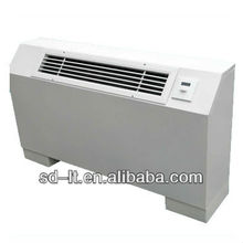 Air Conditioning Fan Coil Unit with Thermostat Residential Floor Standing Type Fan Coil Unit, Vertical Fan Coil