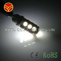 Cheap but high quality auto LED T10 W5W 12V 13smd5050