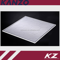 New products Laser cutting dot panel light