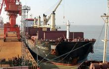 Bulk cargo ships from China/Tianjin/Shanghai to Doha, Qatar