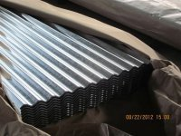 ASTM AIS standard pre-painted corrugated steel sheets for roofing