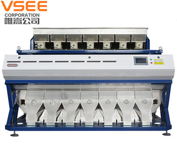 VSEE 5000+pixel VSEE Advanced Optical Sorting CCD bean pulse Color Sorter