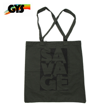 Custom Print Canvas Shopping Bag Folding Shopper