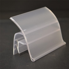 PD-4042 Promotion display strip label holder Supermarket plastic clip