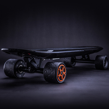 enskate carbon fiber electric skateboard OEM factory with remote body control longboard woboard fiboard
