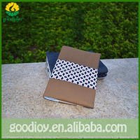 Factory price fabric book covers and make leather book cover