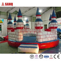 Commercial Inflatable Jumper,Inflatable Castle,Giant Inflatable Bouncer For Sale